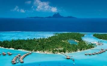 Ilha Tahiti capa