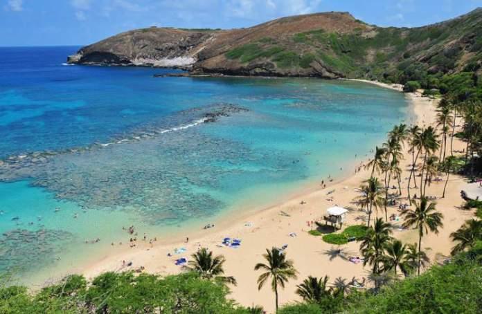 praias mais lindas do Havaí