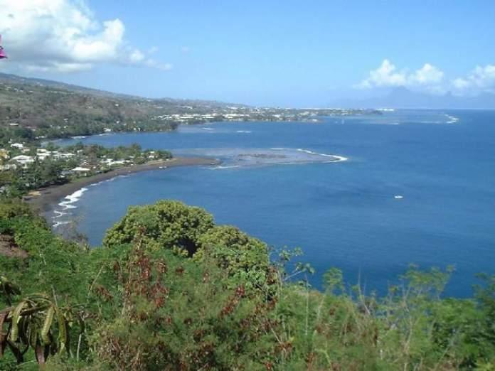 Arue é um dos pontos turísticos mais lindos do Tahiti