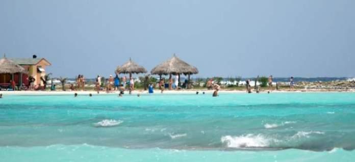 Baby Beach é uma das melhores praias de Aruba