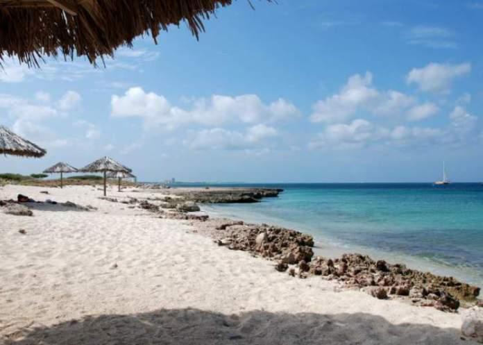 Boca Catalina é uma das melhores praias de Aruba