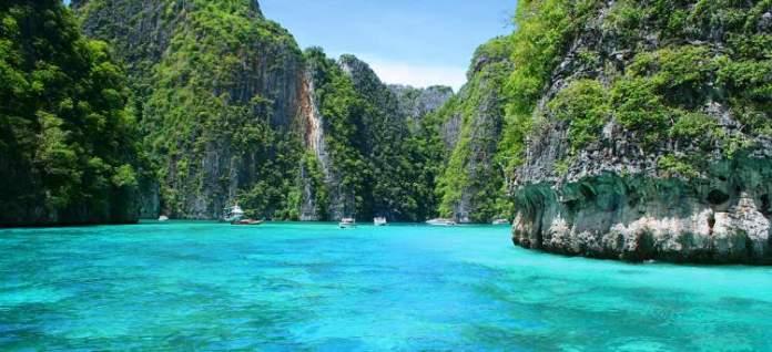 Ilha de Koh Phi Phi Tailândia