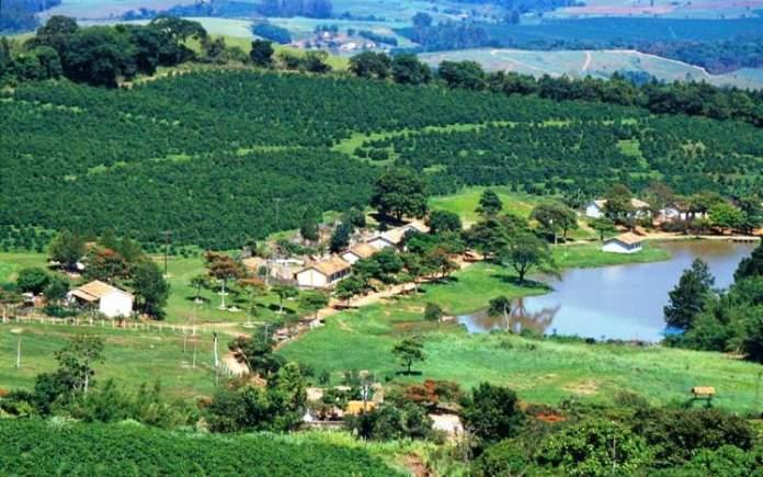 Itapira - Fazenda Águas Claras no interior de São Paulo