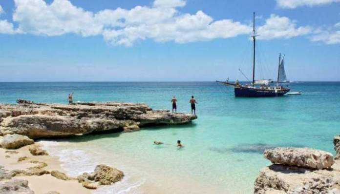 Malmok Beach é uma das melhores praias de Aruba