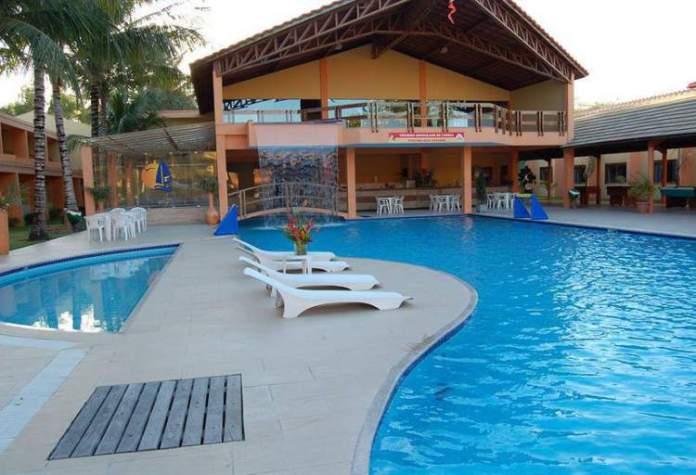 Nauticomar All Inclusive Hotel & Beach Club é uma opção de hotéis e resorts all inclusive em Porto Seguro