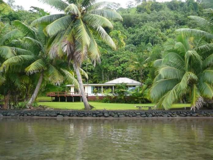 Papeari é um dos pontos turísticos mais lindos do Tahiti
