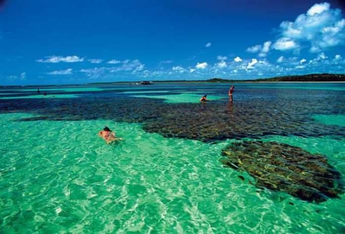 Praia Moreré, Ilha de Boipeba é uma das praias mais lindas da Bahia