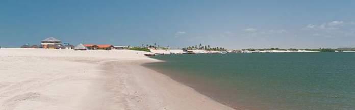 Praia de Atins, Barreirinhas é uma das melhores praias do Maranhão