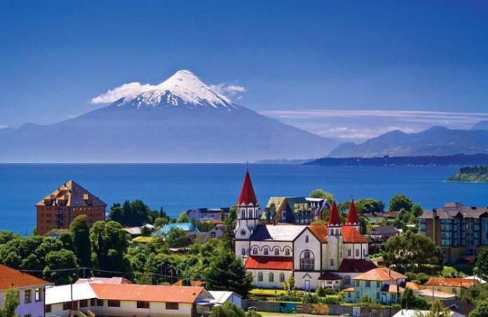 Puerto Montt no Chile é um dos melhores destinos para viajar no feriado de Corpus Christi