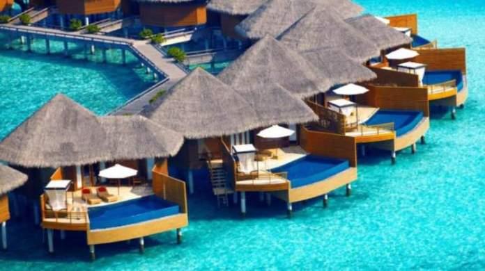 Resorts nas Maldivas