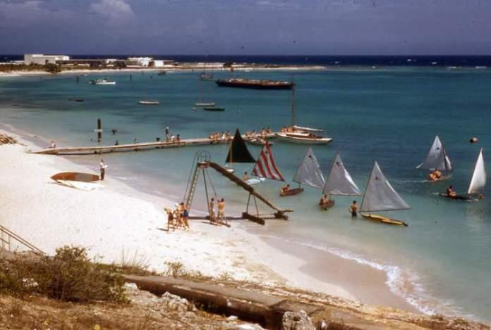 Rodger`s Beach é uma das melhores praias de Aruba