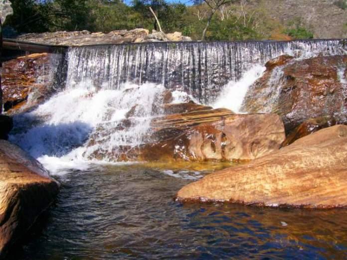 São Gonçalo do Rio das Pedras no interior de Minas Gerais