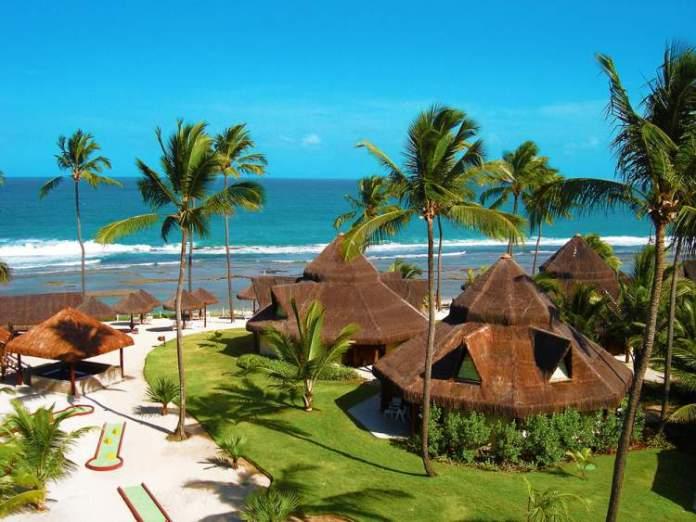 Summerville Beach Resort é um dos resorts de Porto de Galinhas