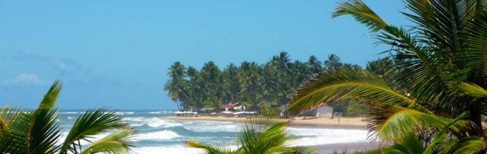 Taipus de Fora, Península de Maraú é uma das praias mais lindas da Bahia