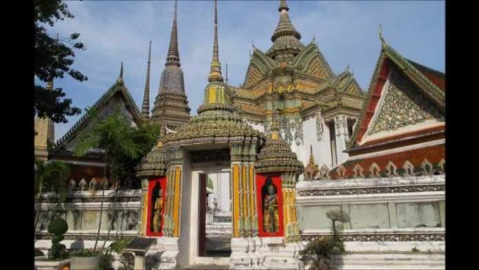 Templo Wat Pho Tailândia