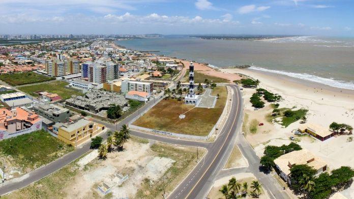 Praia dos artistas é uma das praias mais bonitas de Sergipe