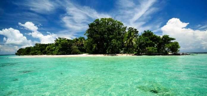 praias paradisíacas Boca del Toro