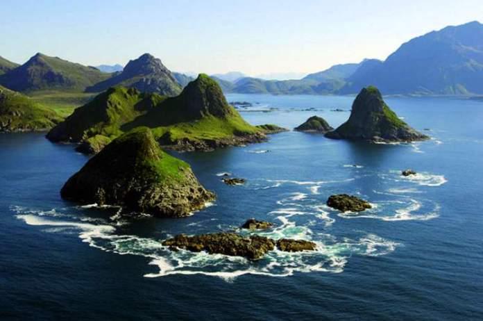 Arquipélago de Vesterålen é um dos destinos surreais na Noruega