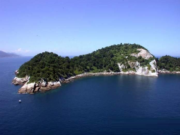 Ilha de Jorge Grego em Ilha Grande