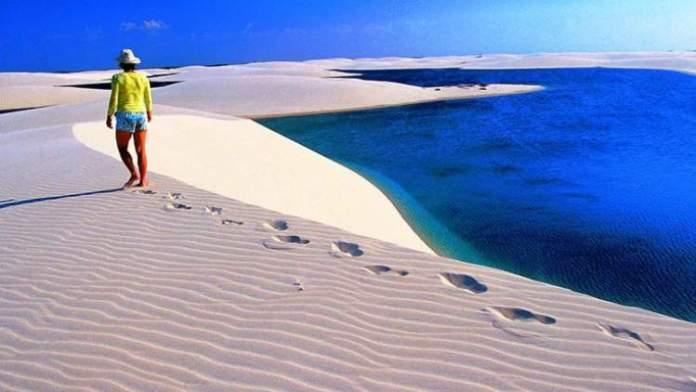 Lençóis Maranhenses é um dos Melhores destinos de férias no Brasil