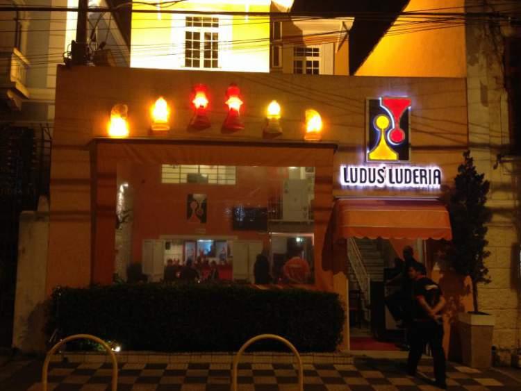 Ludus Luderia é uma das dicas de o que fazer a noite em São Paulo