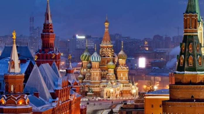 Moscou é uma das cidades sedes da Copa do Mundo de 2018