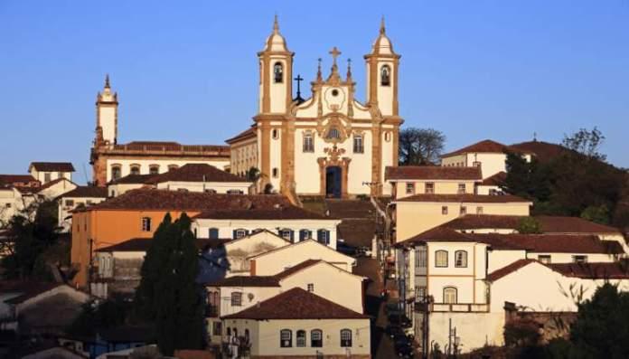 Ouro Preto é um dos Melhores destinos de férias no Brasil