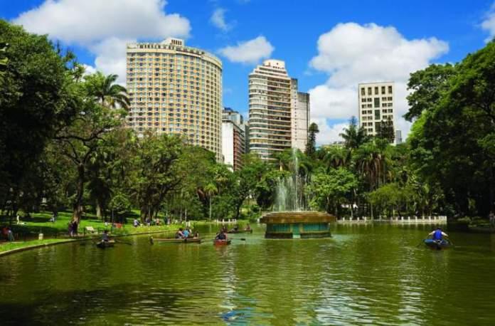 Parque Municipal é uma das dicas de o que fazer em Belo Horizonte