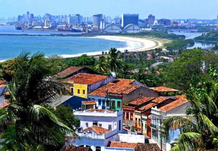 Recife é um dos Melhores destinos de férias no Brasil