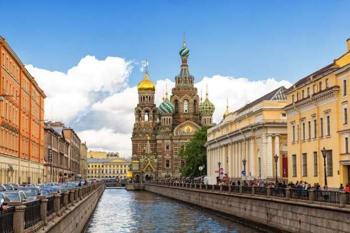 São Petersburgo é uma das cidades sedes da Copa do Mundo de 2018