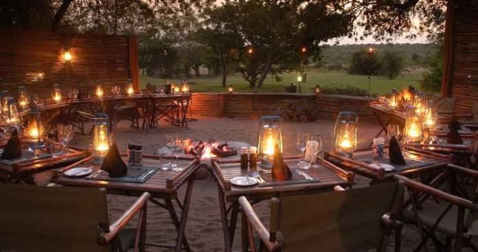 Savanna Game Lodge é um dos hotéis de selva