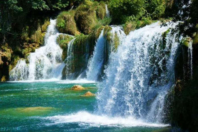Visitar Cachoeiras do Rio do Peixe é uma das dicas de o que fazer em Bonito