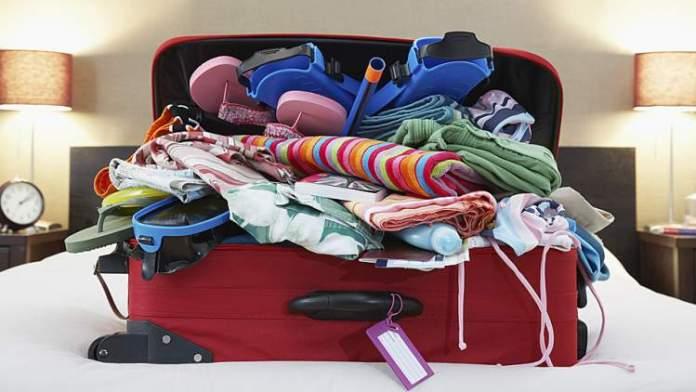 coisas inúteis que você coloca na mala de viagem