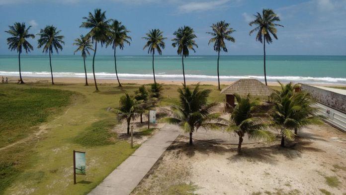 Praia de Jacarecica, Maceió, Alagoas.