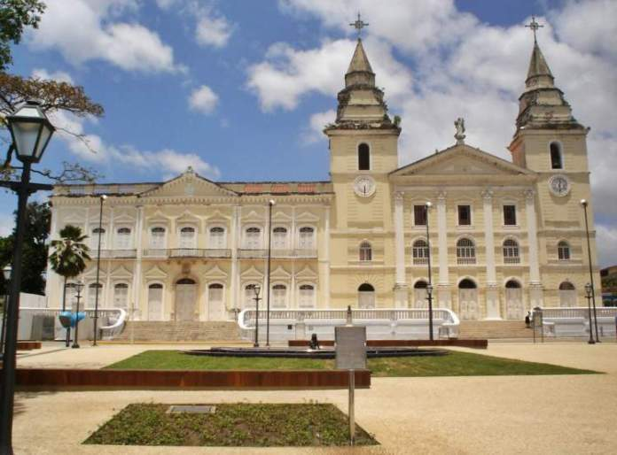Visitar a Catedral da Sé é uma das dicas de o que fazer em São Luís