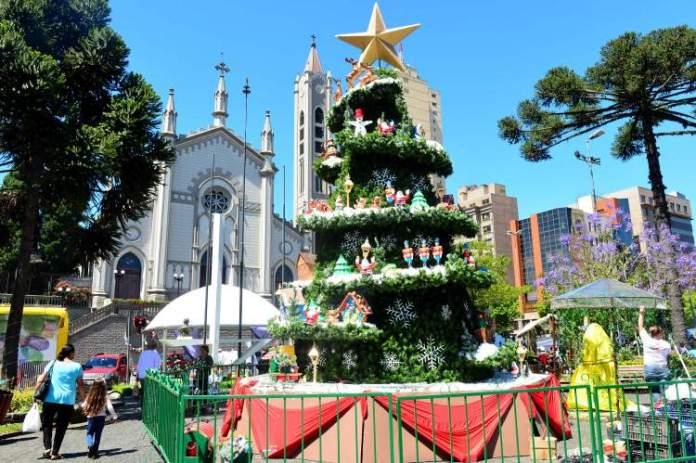 Caxias do Sul é um dos melhores destinos para passar o Natal no Brasil