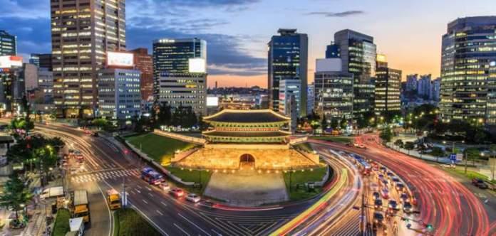 Coréia do Sul é um dos melhores destinos para viajar em novembro