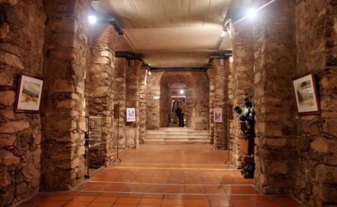 Cripta Jesuíta em Córdoba