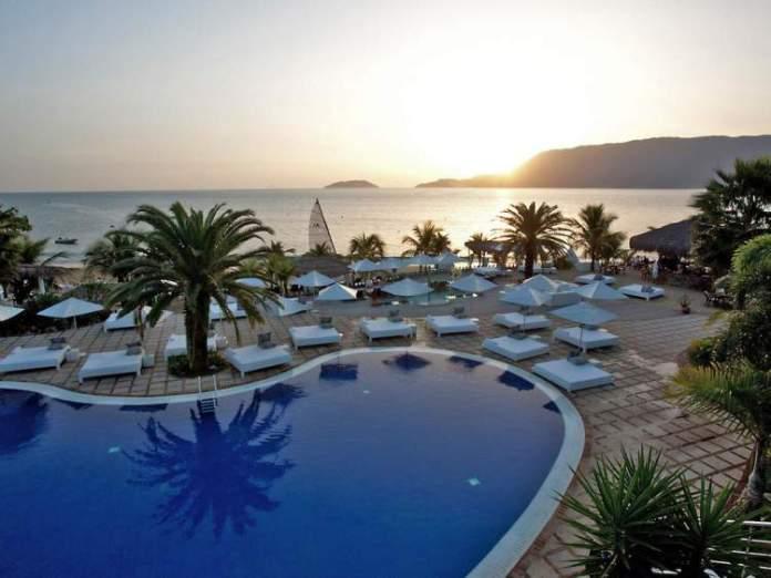 DPNY Beach Hotel & Spa em Praia do Curral é um dos melhores hotéis pé na areia