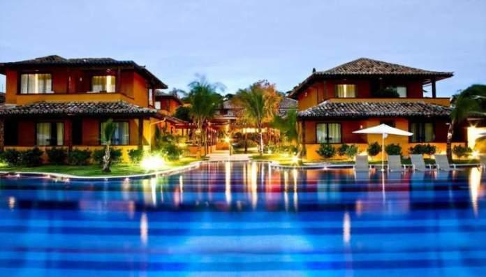 Ferradura Resort é um dos melhores hotéis pé na areia