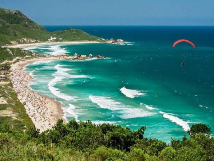 Florianópolis é um dos melhores destinos de férias no verão