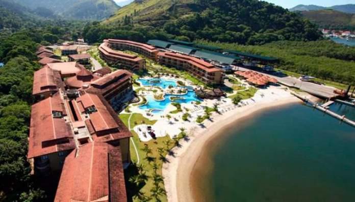 Meliá Angra Marina & Convention Resort é um dos melhores hotéis pé na areia