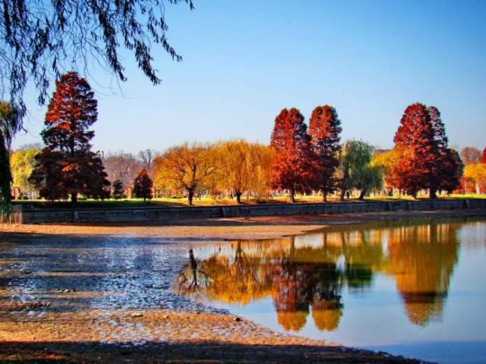 Parque Herastrau Bucareste Romênia