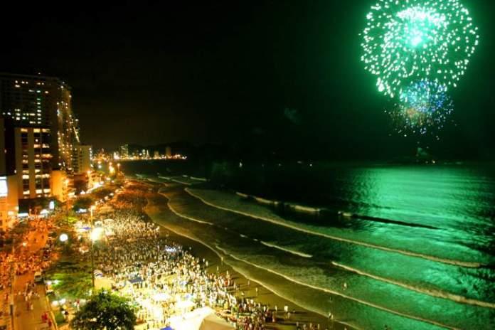 Passar a virada de ano em Fortaleza