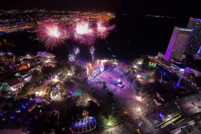 Passar a virada de ano em Miami