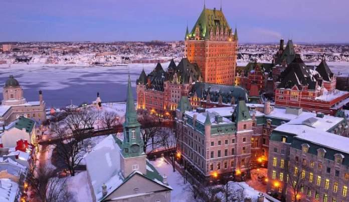 Québec é um dos melhores destinos para viajar em novembro
