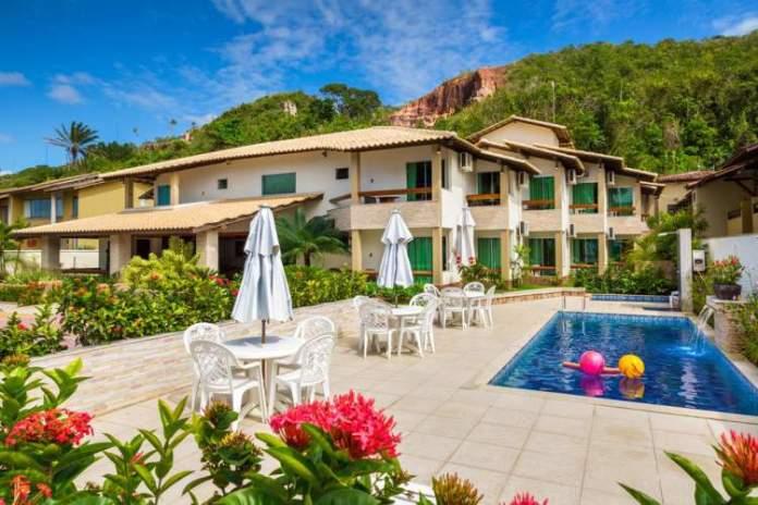 Quinta do Sol Lite Praia Hotel é um dos melhores hotéis para curtir as férias em Porto Seguro