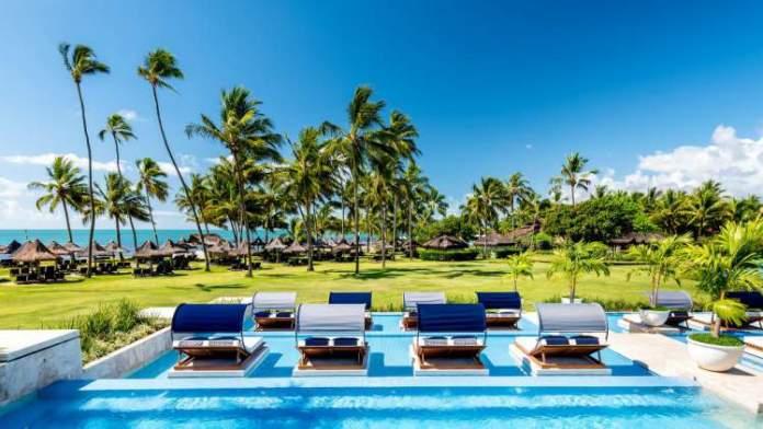 Tivoli Ecoresort Praia do Forte é um dos melhores hotéis pé na areia