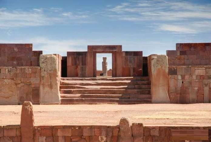 Tiwanaku é uma das dicas de o que fazer na Bolívia