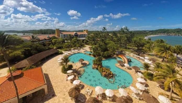 Vila Galé Eco Resort do Cabo é um dos melhores hotéis pé na areia